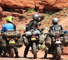 Mosko Gear - A start-up Adventure Moto gear company that is making soft sided panniers and duffel bags.