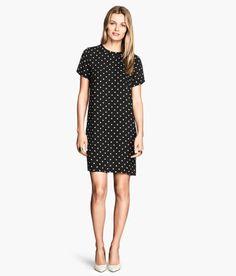 Short sleeve dress H&M