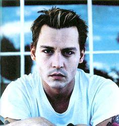 Johnny Depp by Anton Corbijn (1998)