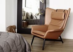 The comfortable and cozi Hamilton chair - by Henrik Pedersen for BoConcept