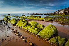 Location: Playa de Barrika, Bizkaia, Spain www.francoisma… | Flickr