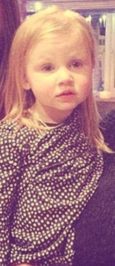 Lux Atkin, she is all grown up<3