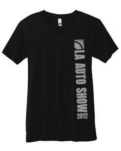LA Auto Show Store - Black Crew Neck T-Shirt, $18.00 (http://www.laautoshowstore.com/black-crew-neck-t-shirt/)