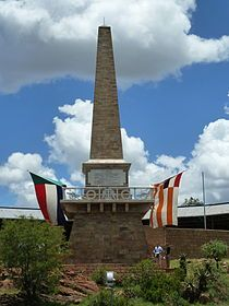 Paardekraal-monument is 'n monument geleë in Paardekraalstraat in Krugersdorp. Die monument het ontstaan as 'n stapel klippe wat gepak is as deel van 'n versetaksie teen Britse oorheersing.