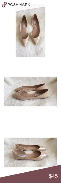 136e5ebc102 NEW Women's Steve Madden Nilla Wedges Leather upper Adjustable ankle ...
