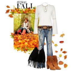 Autumn boho...for Nathalie