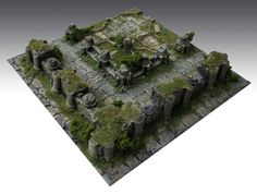 242 3D Bases  https://manorhouseworkshop.com/2017/09/18/how-to-add-herbs-and-bushes-on-a-3d-bases/