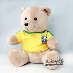 Brazil team TOYS Doll  anniversary version