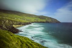 The Emerald Isle, it doesn't get much prettier then that