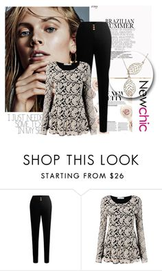 """""""New Chic 25"""" by difen ❤ liked on Polyvore featuring Kate Spade"""