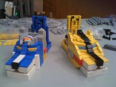 NYCeTwits » Blog Archive » Lego Voltron