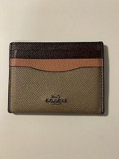 Mens Bifold Wallet PU Leather Money Purse Credit//ID Card Holder Slim Clutch RLWH