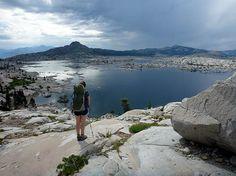 Desolation Wilderness, Eldorado National Forest and Lake Tahoe Basin Management Unit (John Lyrenmann, Share the Experience)