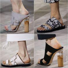 Trends 2016: Summer Footwear