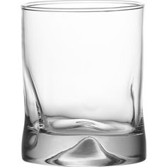 Impressions Double Old-Fashioned Glass in Bar and Drinking Glasses | Crate and Barrel