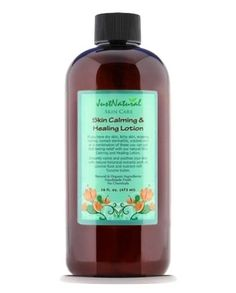 Skin Calming and Healing Lotion