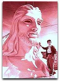 La escultura Jilma Maderas durante la construcción del Cristo de La Habana. Princess Zelda, Disney Princess, Disney Characters, Fictional Characters, Aurora Sleeping Beauty, Art, Christ, Havana, Sculpture