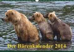 Grizzlybären in ihrer natürlichen Umgebung. Beeindruckende Fotos dieser Spezie aufgenommen in der Wildnis Alaskas. Kalender mit Fest- und Feiertagen für die Schweiz.