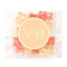 The perfect size for wedding or shower favors, trade show handouts, or gift bags, these Sugarfina Candy Taster Packets are sure to keep people coming back for more!