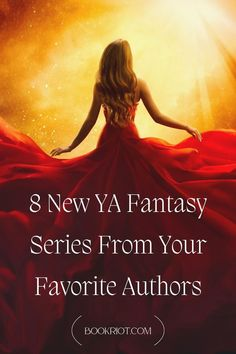 TBR these new series from your favorite authors.