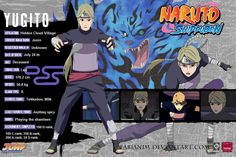 Anime at it's Best on Pinterest | Naruto, Naruto Characters and ...