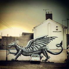 Street Art (Best of. Installation Street Art, Murals Street Art, Street Art Graffiti, Street Painting, Hip Hop Art, Beautiful Streets, People Art, Street Artists, Banksy