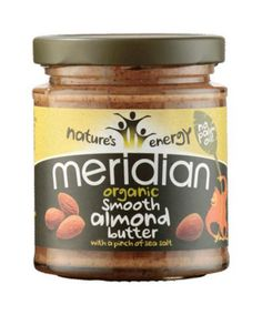 Smooth Almond Nut Butter , ORGANIC