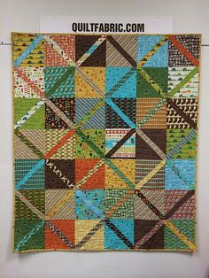 Stay up to date with the latest Quiltfabric.com news!