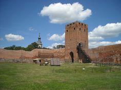 Czersk Castle, Poland