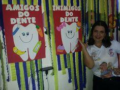 Livrinho Meu Dente Higiene Bucal III Feira Literária