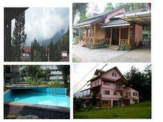 Sewa villa untuk keluarga besar murah dan memiliki fasilitas kolam renang pribadi