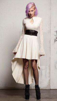 ISABELLE IVORY DRESS