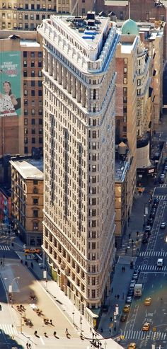 Flatiron Building, NYC