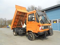 Great Price Tilting Multicar M 26 Second Hand. Manufacture year: Weight: 4800 kg. Mileage: 130296 km. diesel engine with 78 kW / 106 hp. Ask us for price. Mini Trucks, Diesel Trucks, Manual Transmission, Diesel Engine, Romania, Peugeot, Vehicles, Autos, Trucks