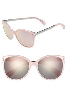 MARC BY MARC JACOBS 56mm Retro Sunglasses available at #Nordstrom