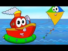 EL BARQUITO CHIQUITITO canciones infantiles - YouTube