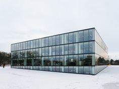 Chamber of Commerce in Kortrijk | DETAIL inspiration