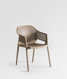 """Our #designchairs are a statement of love, love for the details. This is Minush: an elegant collection intended for outdoor use, with a comfy look and generous proportions. This lively armchair is also available for lounging around in its """"relax"""" version, and was developed with contemporary lifestyles in mind, to envelope you in a comfortable embrace. #wearecontract http://www.gaber.it/en/chairs/minush"""