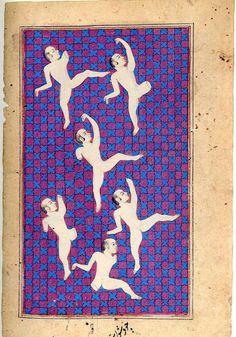 Francesco Clemente: Francesco Clemente Pinxit (1981) Gouache on antique paper 83/4x 6 in