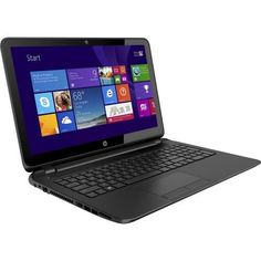 HP 15.6-Inch Laptop - AMD Quad Core A8 Processor, 4GB Memory, 750GB Hard Drive, Windows 8.1, Black