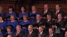 O Love That Will Not Let Me Go - Mormon Tabernacle Choir