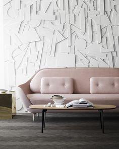 Möbler och inredning i Årets färg 2016 | Residence