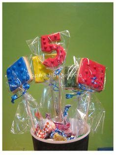 Lego Cookies pop