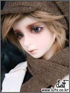 LUTS - Ball Jointed Dolls (BJD) company :: Delf, Bluefairy, Blythe --- Kubi inspiration