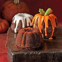 Pumpkin Dessert Recipes - Fall Baking