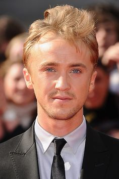 Harry Potter and the Deathly Hallows - Part 2' UK Premiere - 07/07/2011. Tom Felton - Draco Malfoy