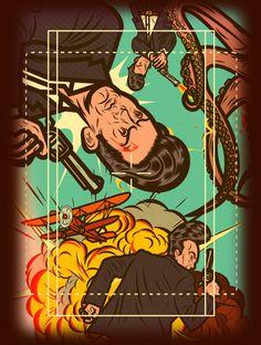 Client: El Malpensante  Illustration: Diego Patiño