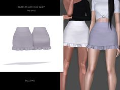 Sims 3 Cc Clothes, Sims 4 Clothing, Female Clothing, Sims 4 Teen, Sims Cc, Clueless Outfits, Girl Outfits, Sims 4 Black Hair, Sims4 Clothes