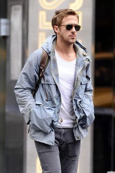 Ryan Gosling - Jacket!