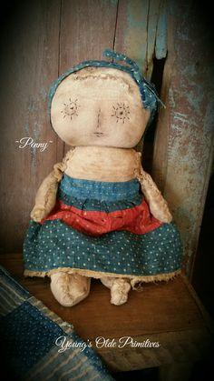 Precious Prim Doll